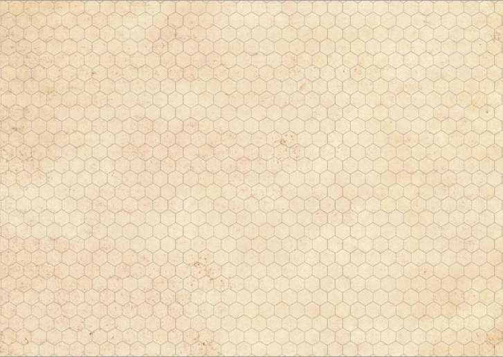 Hexagon-Graph-Paper